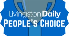 Livingston Daily People's Choice award