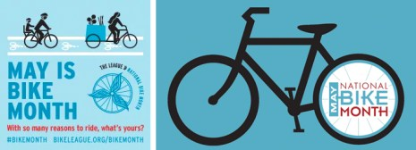 May is Bike Month - League of Michigan Bicyclists