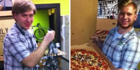 Tim Frist and Last week at Hometown Bicycles
