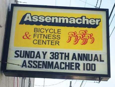 38th Annual Assenmacher 100