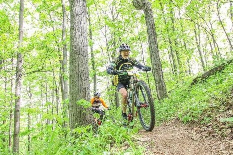 Hometown Bicycles Beginner Mountain Bike shop ride