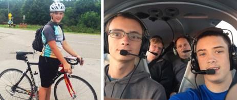 Hometown Bicycles' Joel Rushlow