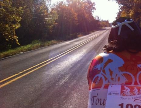 Tour de Livingston ride