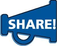 Share bullhorn