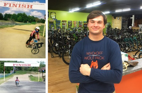 Hometown Bicycles Service Lead Rocco Mularoni