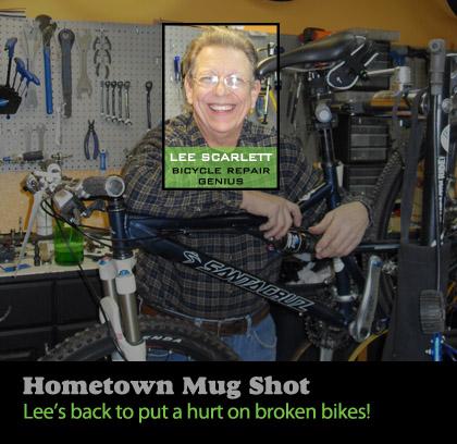 Hometown's New Master Mechanic: Lee Scarlett
