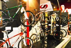Jamis at Interbike