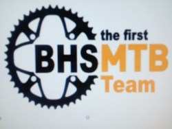 Brighton Cycling's first logo