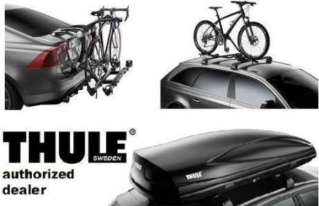Hometown Bicycles is now an Authorized Thule Dealer