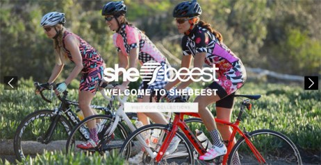 Shebeest womens cycling wear