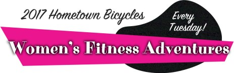2017 Hometown Bicycles Women's Tuesday Fitness Adventures logo