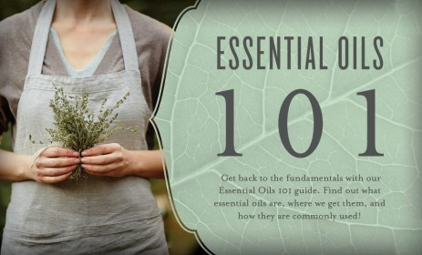 Essential Oils 101 with Jill Gautherat at Hometown Bicycles