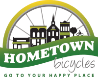 Hometown Bicycles logo
