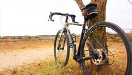 Team Hometown Bicycles' Jamis Renegade