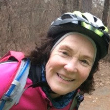 Jennifer McCauley, Hometown Bicycles Events Coordinator and Leader of the Green Gals