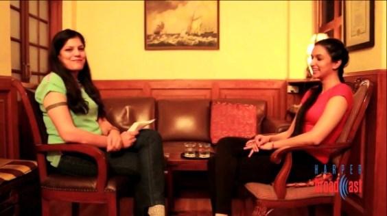 Ira Trivedi in conversation with Amrita Tripathi
