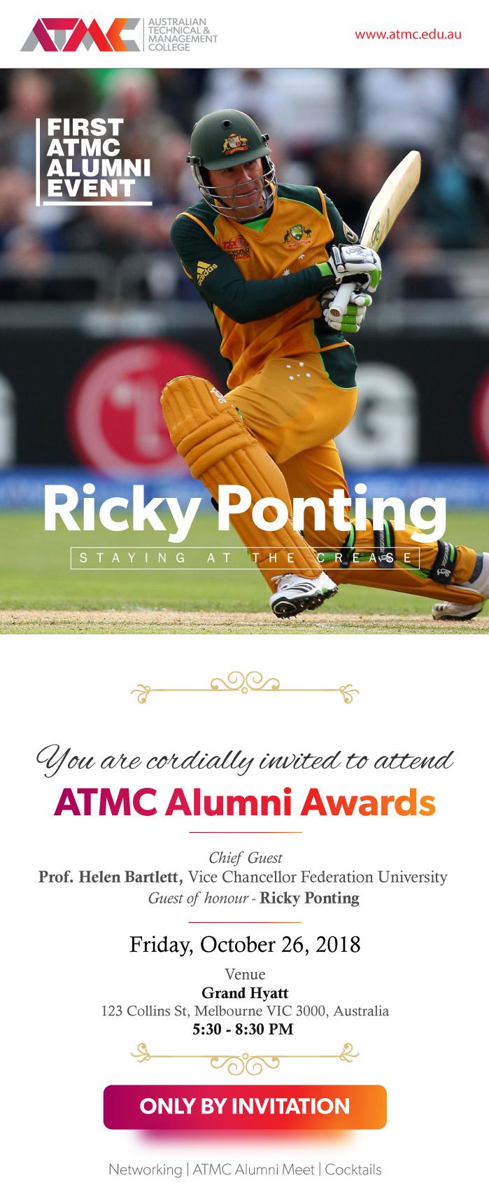 ATMC Alumni Awards Night