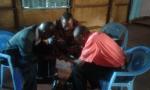 Men Praying