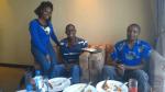 The Nairobi Team, Ruth, Eric and Antony