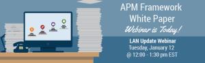 APM Framework Webinar