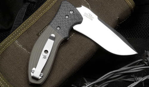 Wilson Tactical Custom Alliance Knife by Kirby Lambert