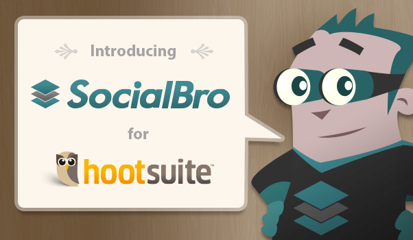 SocialBro for HootSuite