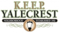 KEEP Yalecrest Neighborhood Est. 1911