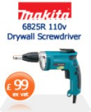 Makita 6825R Drywall Screwdriver £99 ex vat