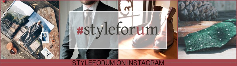 styleforum instagram