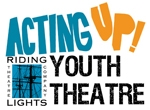 Acting Up! Logo
