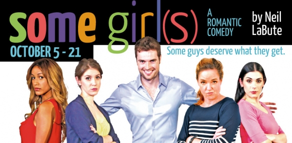 Some Girl(s) by Neil LaBute. October 5-21. Presented by Pinch 'n' Ouch Theatre. With Julissa Sabino, Kelly Criss, Grant McGowen, Lala Cochran, and Jackie Costello.