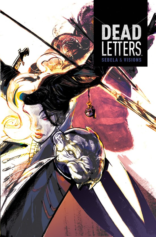 DEAD LETTERS #3 Cover A by Chris Visions