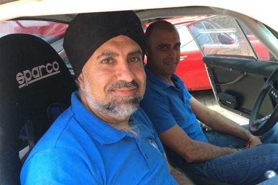 Rajay Sehmi and Raaji Bharij