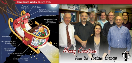 Merry Christmas from the Torian Group