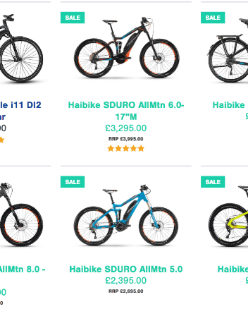 Welcome to the new 50cycles Electric Bikes website 3
