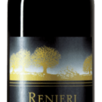 2010 Brunello Riserva Renieri has been awarded 5 grappoli (5 grape bunches)
