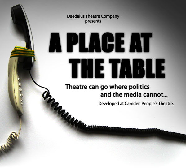 A Place at the Table - Daedalus Theatre Company