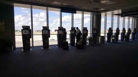 Miami Airport immigration
