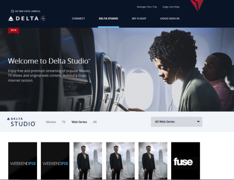 Have you flown delta lately?