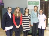 Dieticians at Support Night