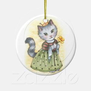 Princess Poppy Ornament (Photo)