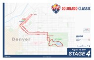 Colorado Classic Stage 4 Map