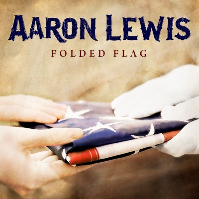 Aaron Lewis: Folded Flag