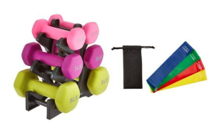 Amazon Weight Set Gift Idea