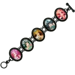 Victorian Oval Bracelet