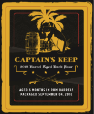 Limited-edition Captain's Keep