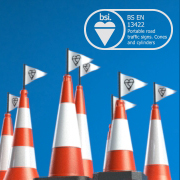 Melba Swintex Traffic Cones