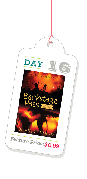 Backstage Pass (The Sinners on Tour) by Olivia Cunning