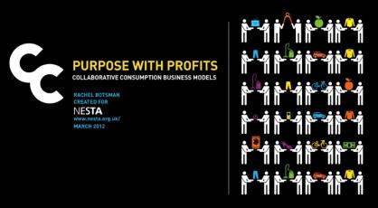 NESTA Collaborative Consumption Business Models presentation