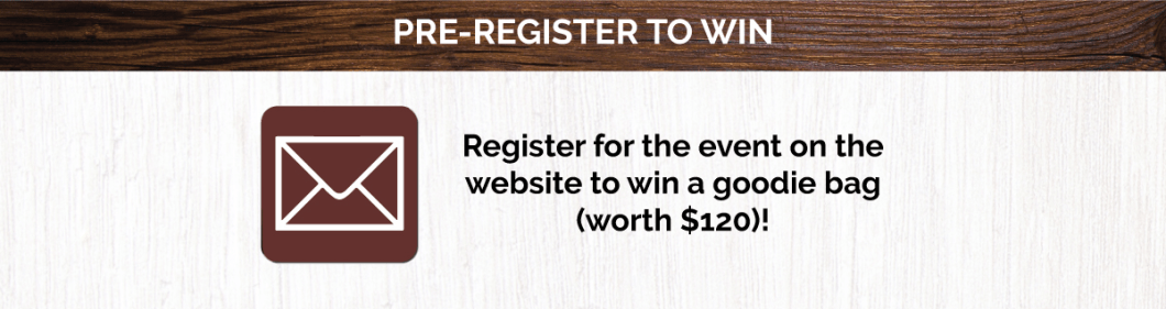 Pre-register to Win